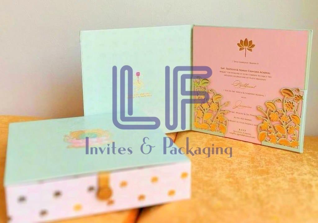 invitation cards by ladyfun invites ,agra