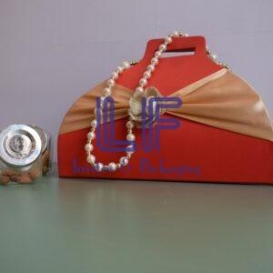 indian ethnis wedding invitation hamper box
