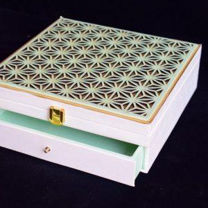 Lasercut wedding box