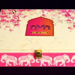 digital wedding box